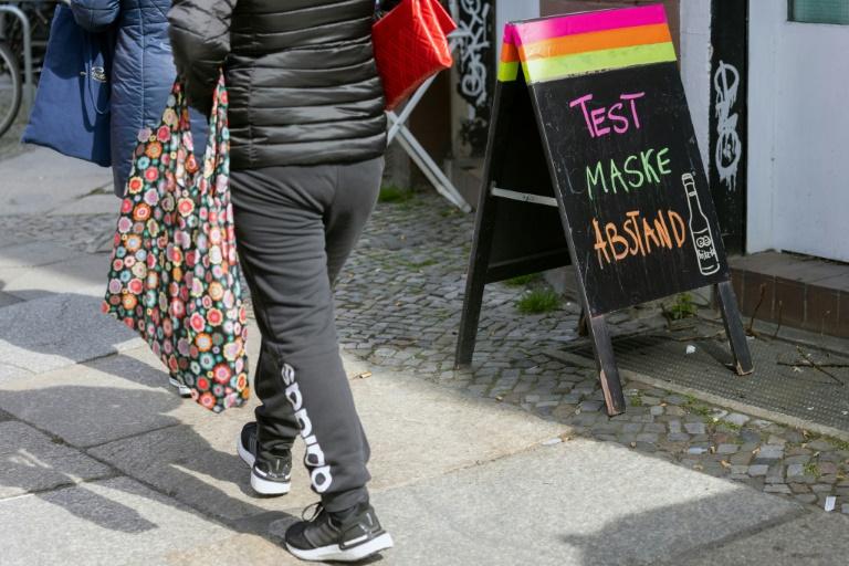 Saarlands Ministerpräsident hält Änderung am Infektionsschutzgesetz für falsch (© 2021 AFP)