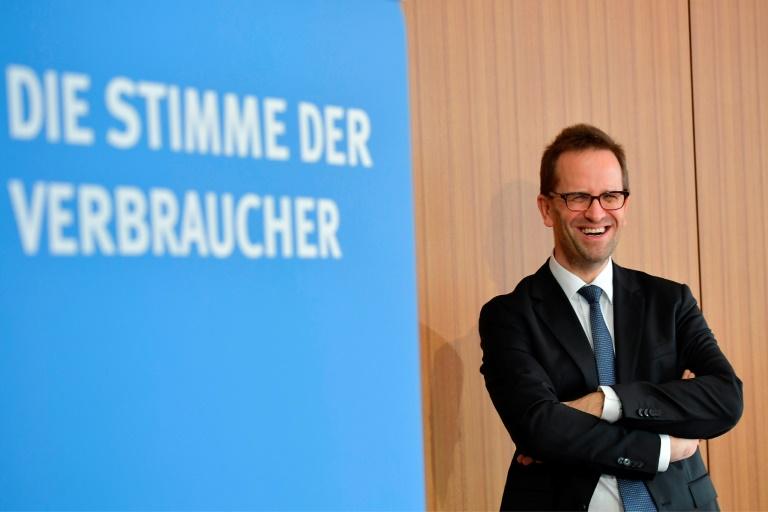 "vzbv-Chef Müller fordert ""Rettungsschirm für Verbraucher"" (© 2021 AFP)"
