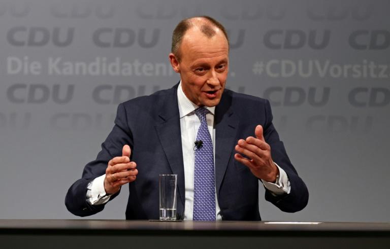 Friedrich Merz siegt bei Wahl zum Bundestags-Direktkandidaten (© 2021 AFP)