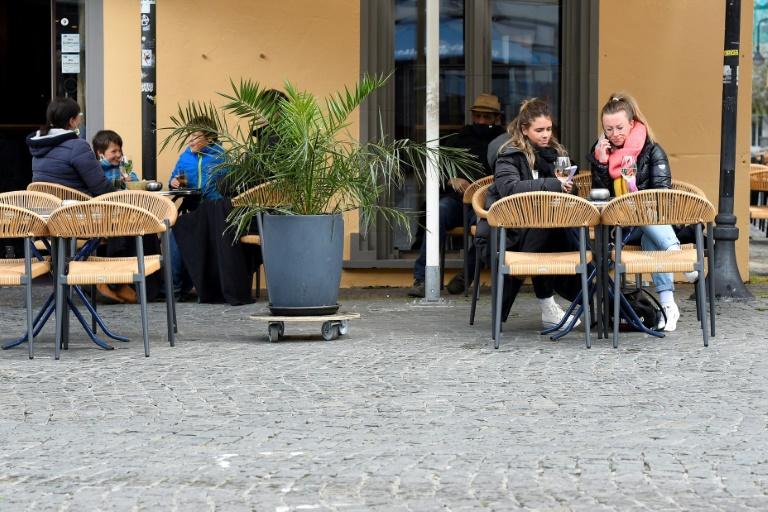 Saarland verschärft Corona-Maßnahmen leicht (© 2021 AFP)
