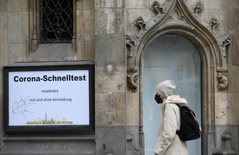 Kommunen begrüßen weichere Ausgangssperre (© 2021 AFP)