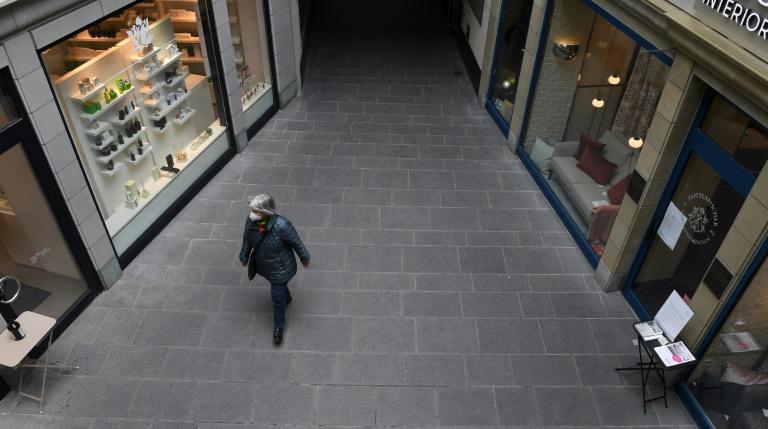 Lauterbach: Ausgangsbeschränkungen senken R-Wert deutlich (© 2021 AFP)