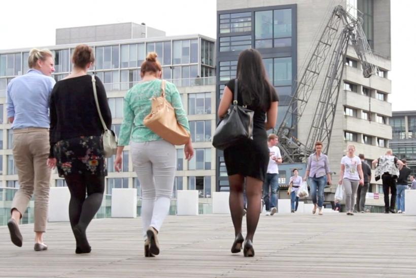 Fehlende soziale Kontakte: Die Deutschen vermissen ihre Kolleginnen und Kollegen(Foto: xity)