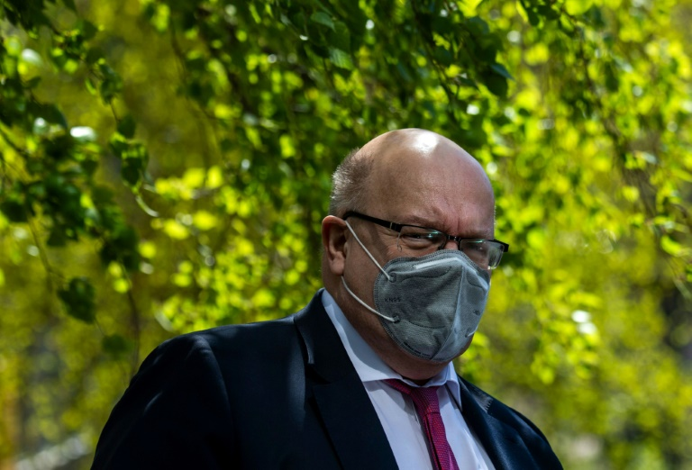 Altmaier ruft zu parteiübergreifender Zusammenarbeit für Klimaschutz auf (© 2021 AFP)