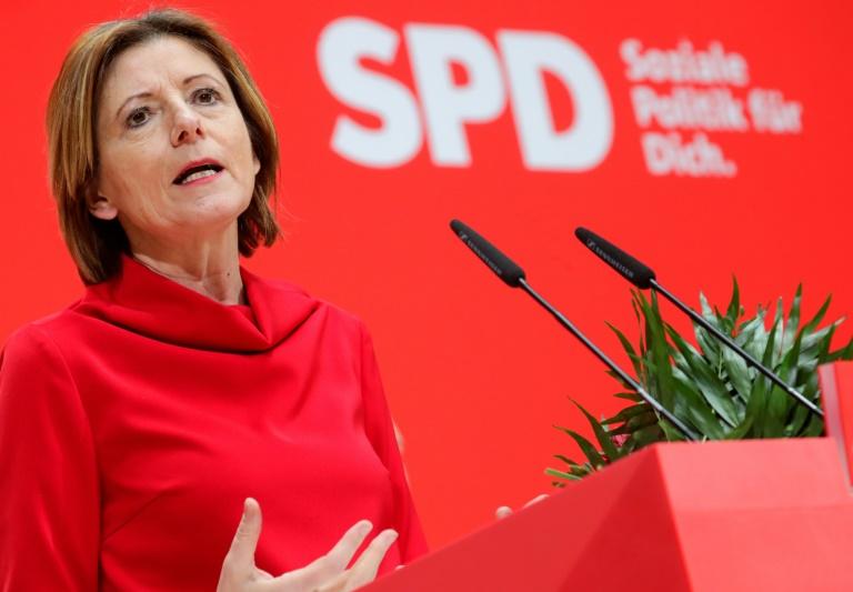 Parteien einigen sich auf neue Ampelkoalition in Rheinland-Pfalz (© 2021 AFP)