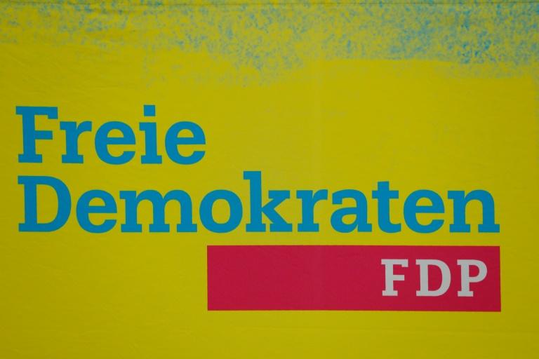 Nordrhein-Westfalens FDP-Vorsitzender Stamp im Amt bestätigt (© 2021 AFP)