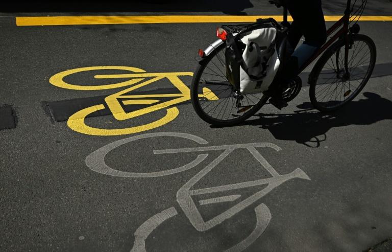 Zahl der Fahrraddiebstähle im Jahr 2020 leicht rückläufig (© 2021 AFP)