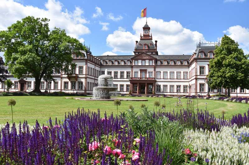 Schloss Philippsruhe. (Foto: Stadt Hanau)
