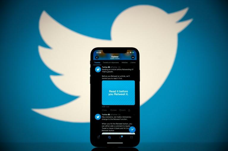 Neues Gesetz soll Beschwerden über Hass im Internet erleichtern (© 2021 AFP)