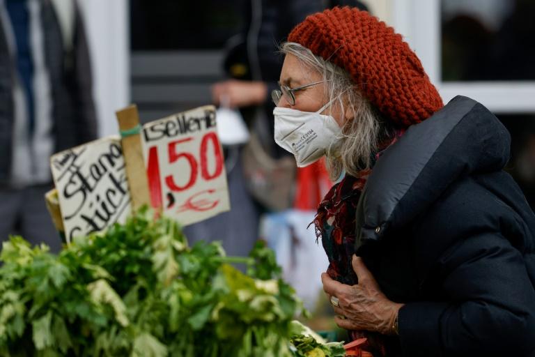 Gleichbehandlungsstelle registriert in Pandemie drastischen Anstieg der Anfragen (© 2021 AFP)