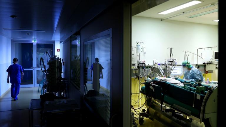 Fast 15.000 Corona-Neuinfektionen in Deutschland (© 2021 AFP)