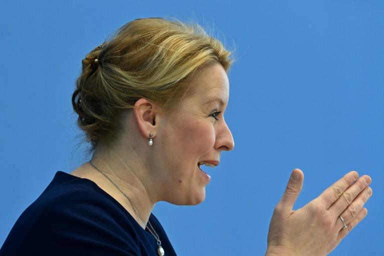 Union und SPD einigen sich im Grundsatz auf Förderung von Initiativen gegen Hass (© 2021 AFP)