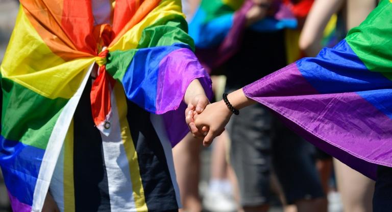 Zahl homo- und transfeindlicher Onlineübergriffe in Berlin mehr als verdoppelt (© 2021 AFP)