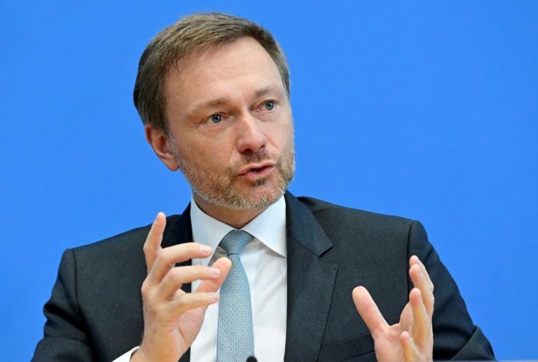 FDP startet digitalen Bundesparteitag (© 2021 AFP)