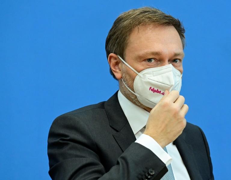 Lindner will FDP zurück in die Bundesregierung führen (© 2021 AFP)