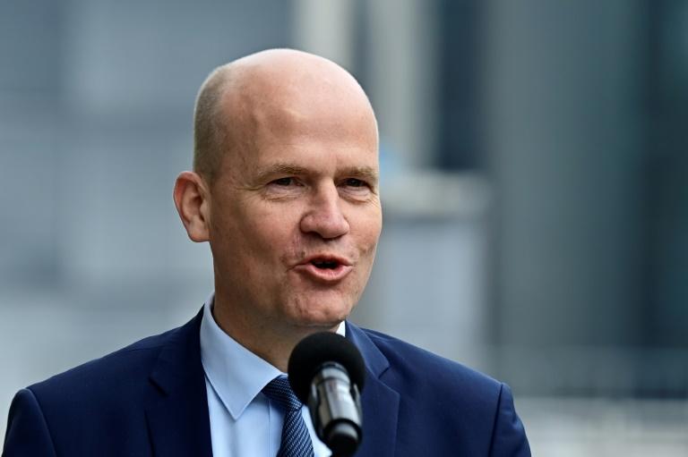 Brinkhaus will nach Bundestagswahl Unionsfraktionschef bleiben (© 2021 AFP)