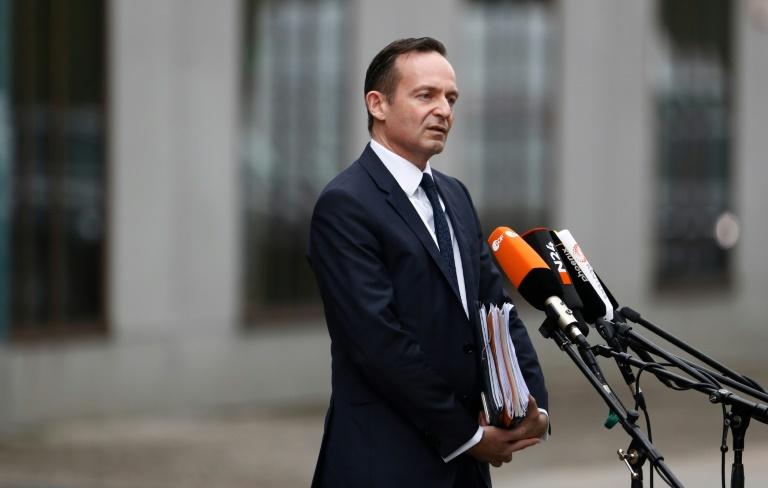 Wissing: Deutschland steht vor einer Richtungswahl (© 2021 AFP)