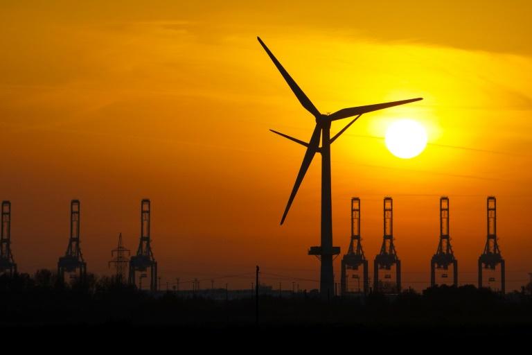 CDU will CO2-Preis schneller ansteigen lassen und Strom billiger machen (© 2021 AFP)
