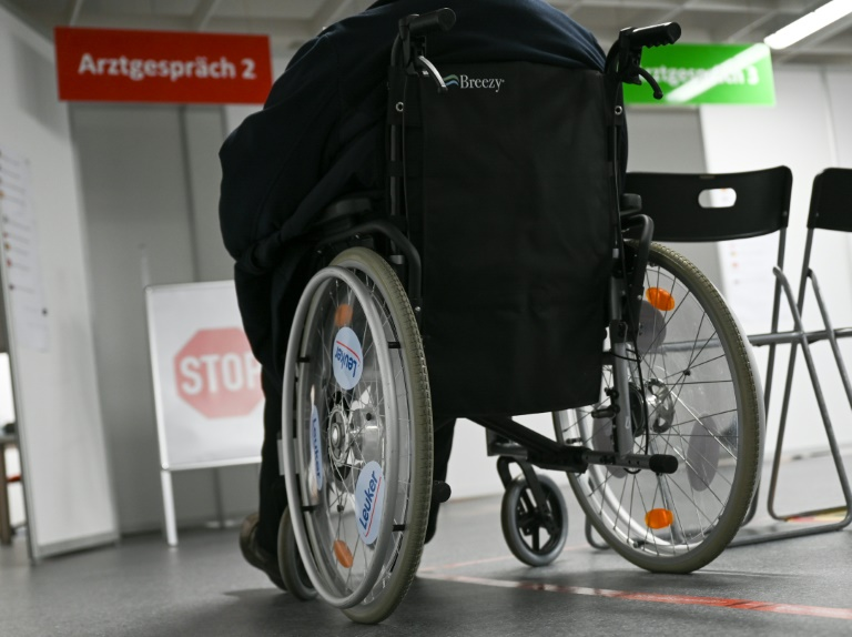 Menschen mit Behinderung deutlich seltener berufstätig als Nichtbehinderte (© 2021 AFP)