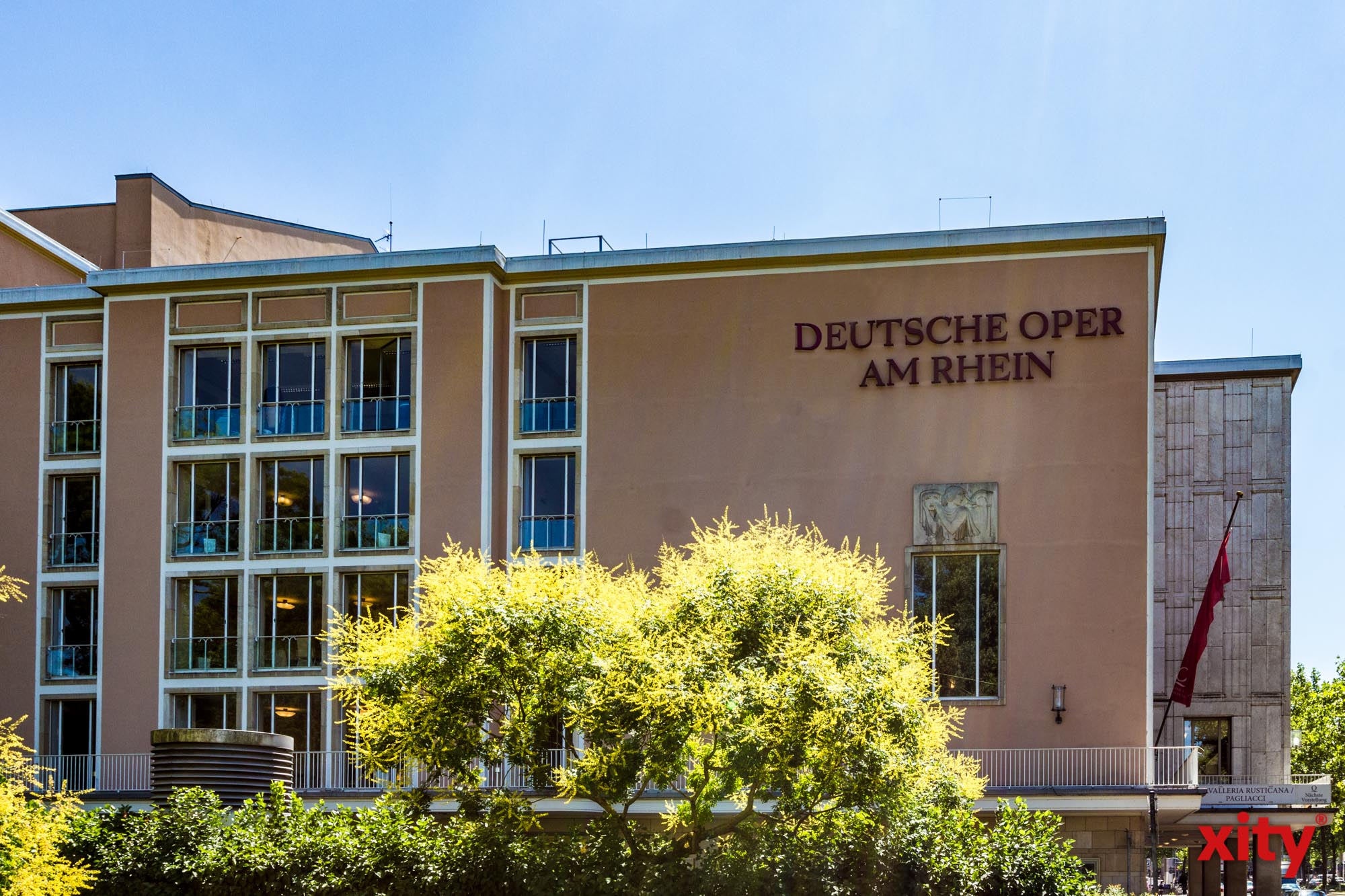 Düsseldorf: Erstes Dialogforum zum Opernhaus der Zukunft (Foto: xity)