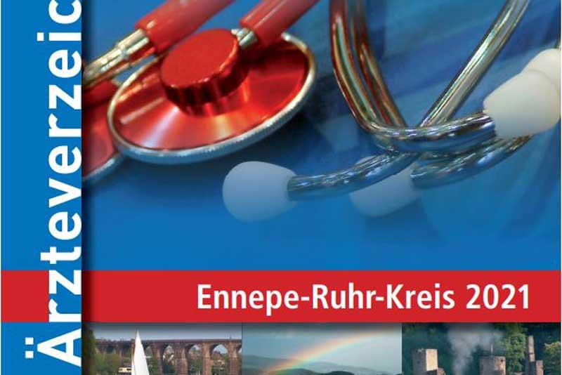 Deckblatt Ärzteverzeichnis. (Foto: Ennepe-Ruhr-Kreis)