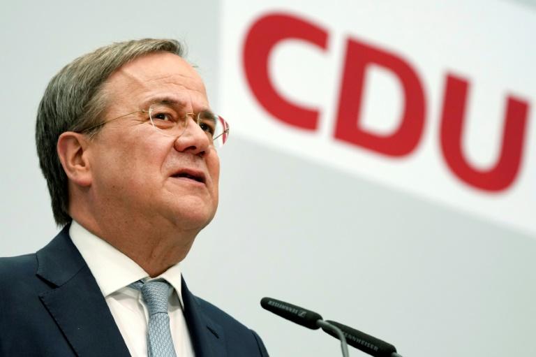 Bericht: Laschet spricht bei Auftakt von Veranstaltungsreihe zu CSU-Wahlprogramm (© 2021 AFP)