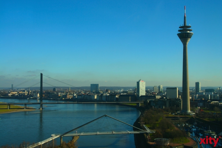 "Düsseldorf wird ""Global Nachhaltige Kommune NRW"" (Foto: xity)"