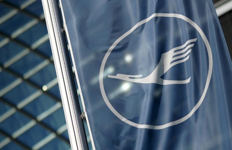 Lufthansa nutzt belarussischen Luftraum vorerst weiter (© 2021 AFP)