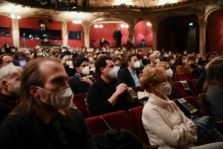 Bund legt milliardenschweres Corona-Hilfsprogramm für Kulturbranche auf (© 2021 AFP)