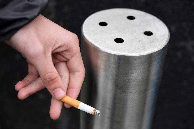 Studie: Missbräuchlicher Tabakkonsum nimmt in Deutschland zu (© 2021 AFP)