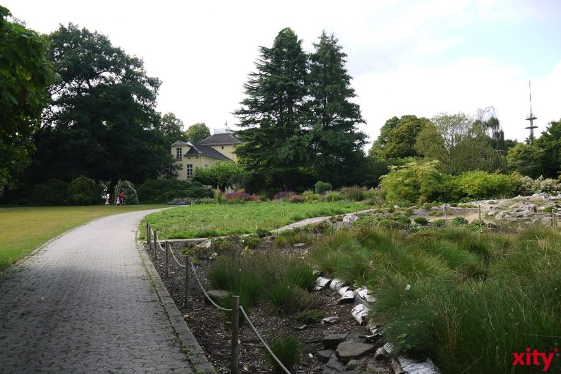 Krefeld: Botanischer Garten ist wieder geöffnet (Foto: xity)
