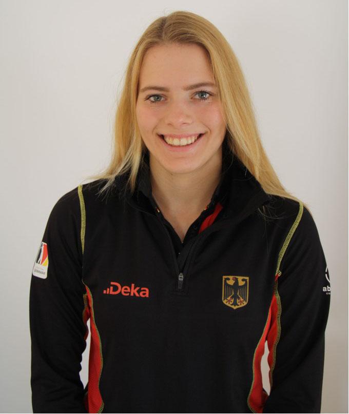 Golferin Sophie Witt vom GC Hubbelrath (Foto: Stadt Düsseldorf/privat)