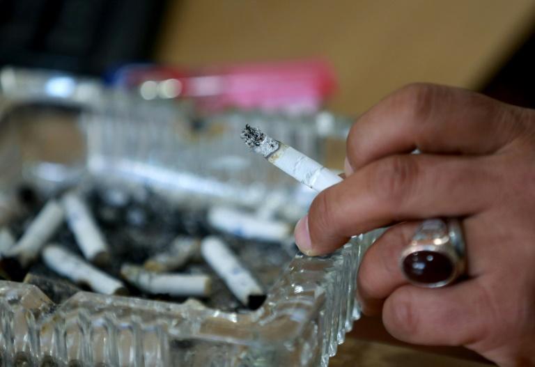 Karliczek ermuntert Raucher zum Aufhören (© 2021 AFP)