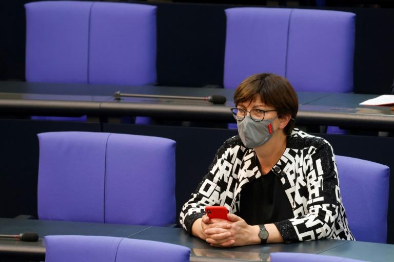 Esken sieht keine Basis für weitere Zusammenarbeit mit der CDU (© 2021 AFP)