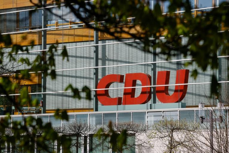 SPD fordert CDU zu Bruch mit neuer Führung der Werteunion auf (© 2021 AFP)
