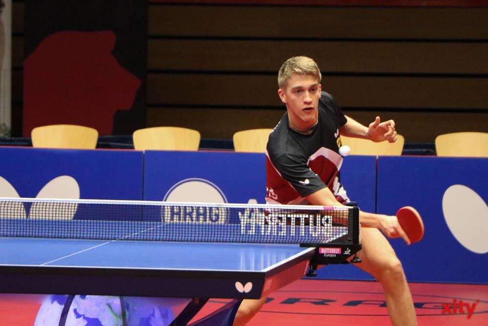 Anton Källberg heißt der Gewinner des letzten Düsseldorf Masters 2021 (Foto: xity)
