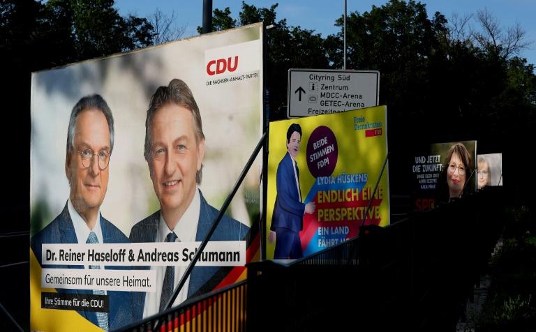 Ziemiak warnt vor Wahlsieg der AfD in Sachsen-Anhalt (© 2021 AFP)