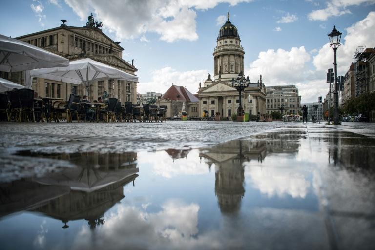 Deutschland erlebt kältesten Frühling seit 2013 (© 2021 AFP)