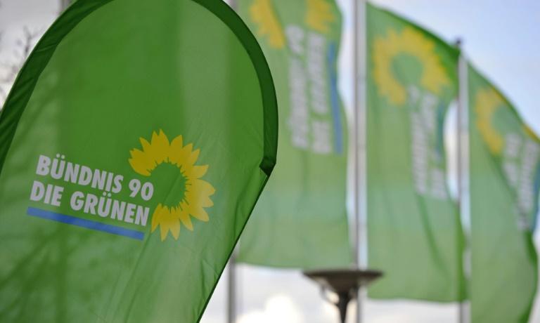 Weiter Mitgliederboom bei Grünen nach Nominierung von Baerbock (© 2021 AFP)