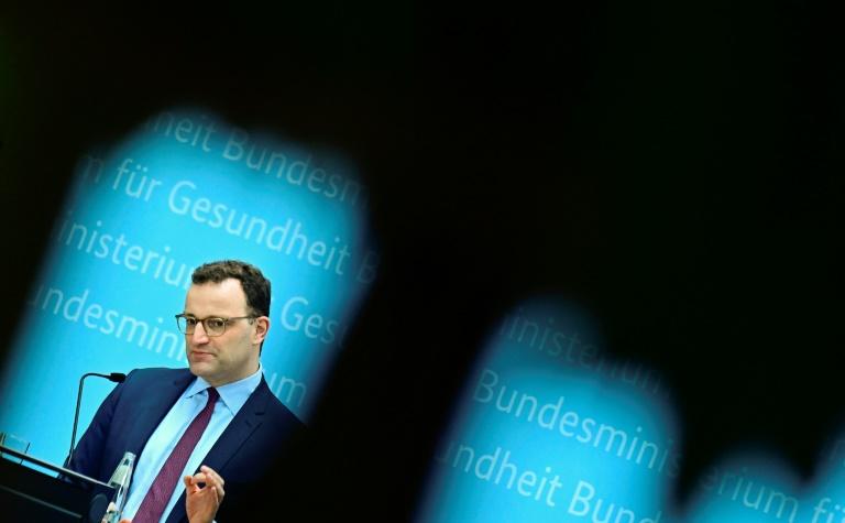 Spahn strebt Verordnung für Geimpfte noch in dieser Woche an (© 2021 AFP)