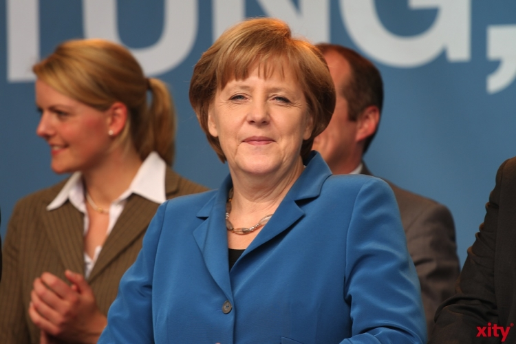 Merkel würdigt Leistungen von Ärzten und Pflegern in Corona-Pandemie (Foto: xity)