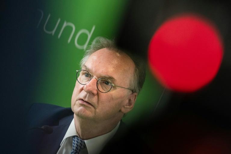 Haseloff kann sich Fortsetzung der schwarz-rot-grünen Koalition vorstellen (© 2021 AFP)