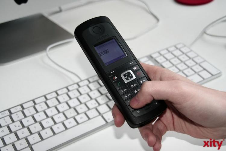 Warnung vor unseriösen Telefonanrufen. (Foto: xity)