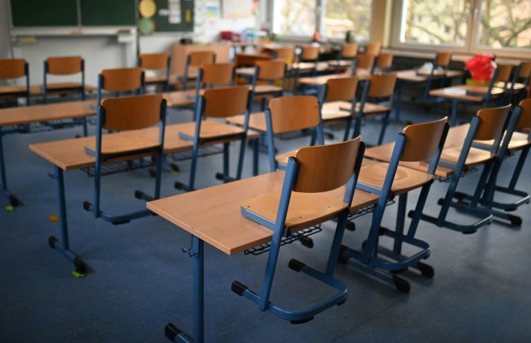 Grundschulkinder sollen Rechtsanspruch auf Ganztagsbetreuung bekommen (© 2021 AFP)