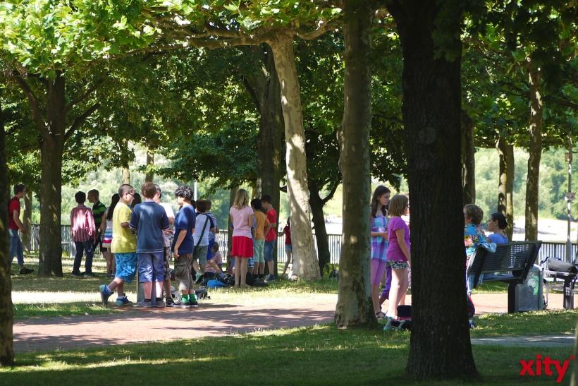 Am Kindertag: Stadt eröffnet einen Bauspielplatz im Stadtteil Silberhöhe (Foto: xity)