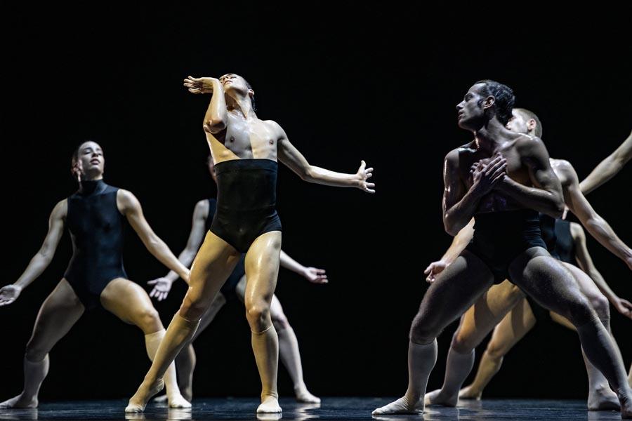 """""""Lost and found"""" mit dem Ballett am Rhein (Foto: Bettina Stoess)"""
