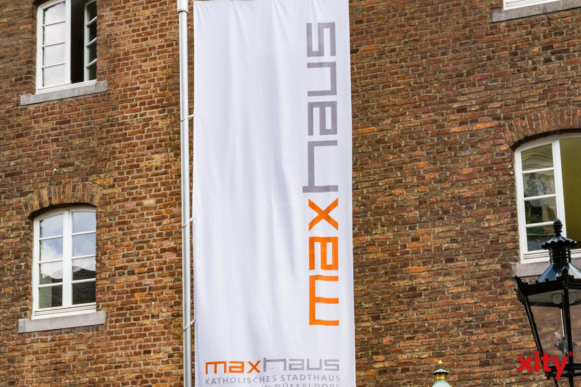Das Maxhaus Düsseldorf öffnet ab heute wieder für Besucher*innen (Foto: xity)