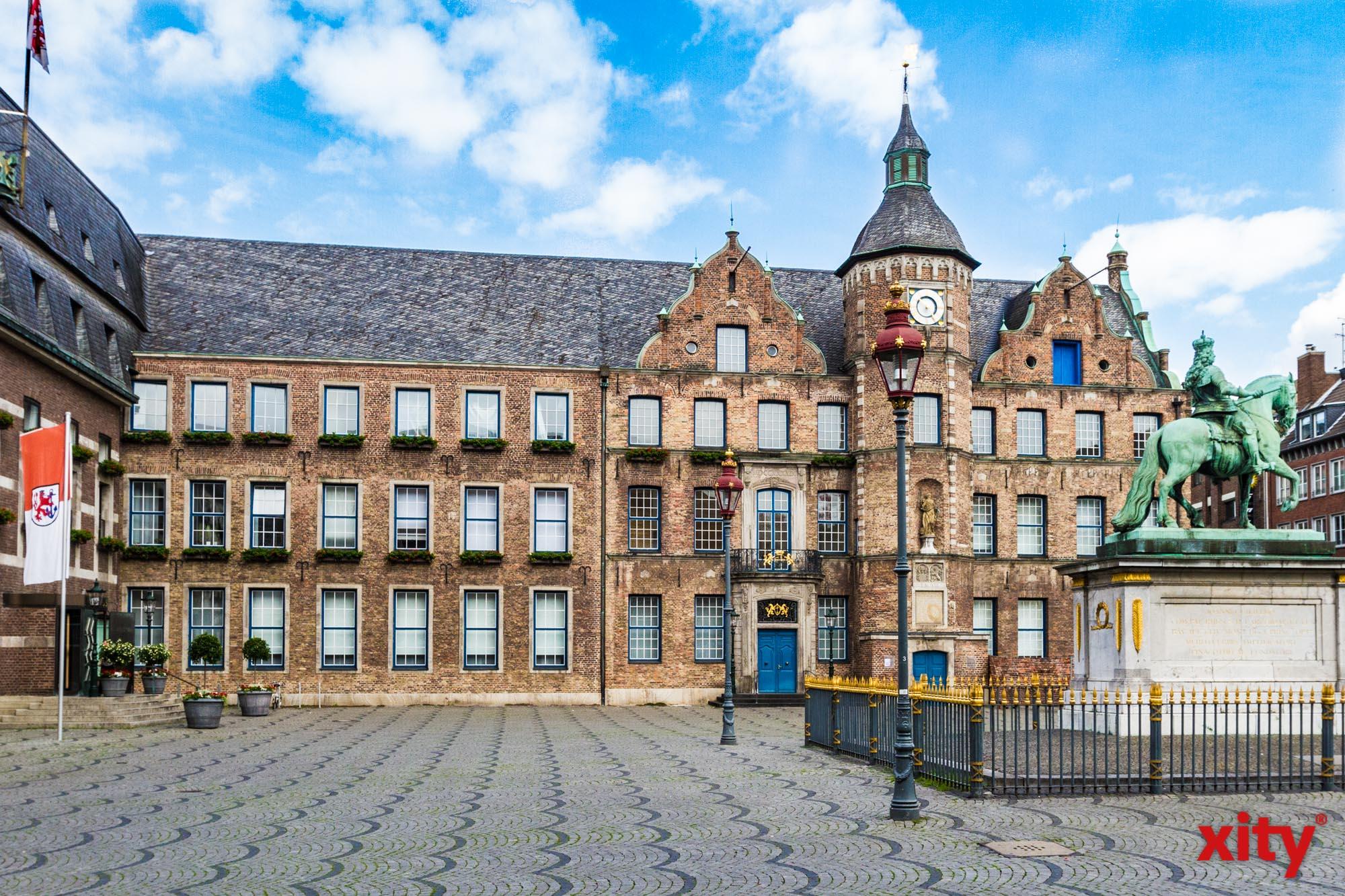 Personalversammlung der Stadtverwaltung Düsseldorf (Foto: xity)