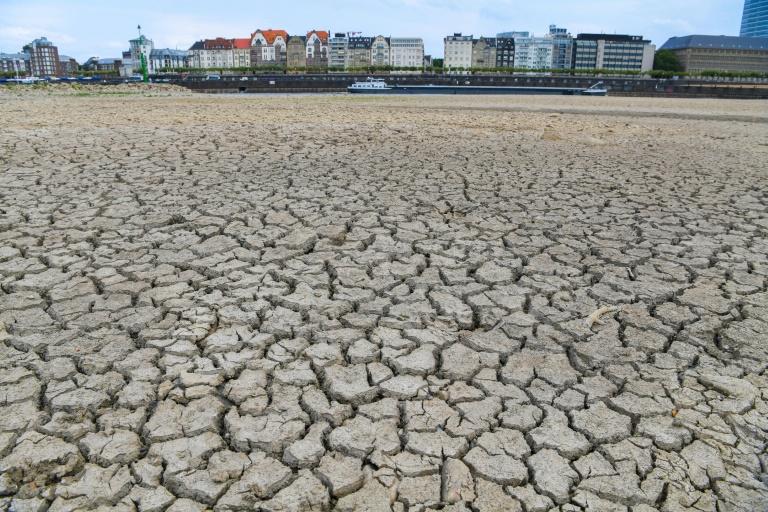 Experten warnen vor Risiken des Klimawandels in Deutschland (© 2021 AFP)