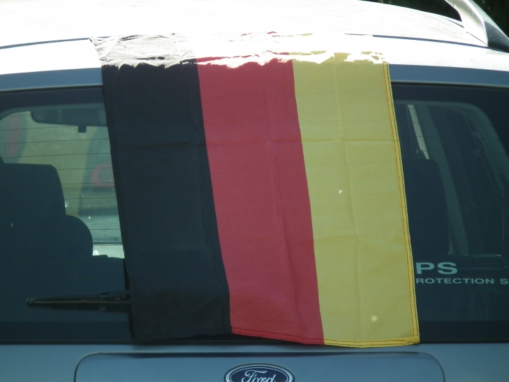 Die deutsche Nationalmannschaft spielt heute in München gegen Weltmeister Frankreich (Foto: xity)